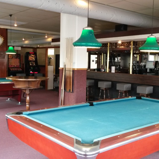 Pool and Billiards in Rijswijk en Delft