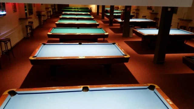 pool en biljart tafels in Delft bij Pool en Billiards in Delft en Rijswijk