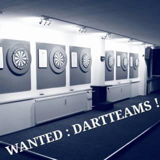 Wij zoeken dartteams , darten in delft, nieuwe dartbanen, nieuwe team