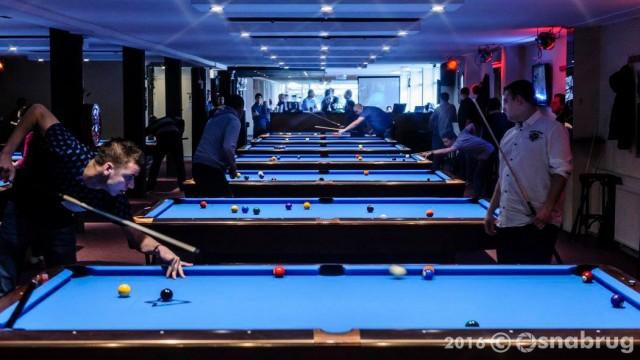 Toernooi Delfts Open 9-ball